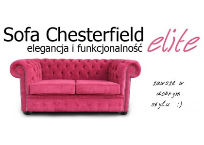 Sofa Chesterfield Elite