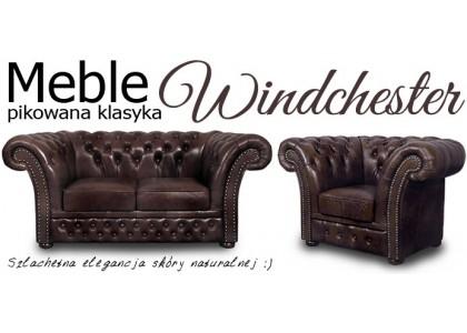 Meble Windchester szlachetna klasyka
