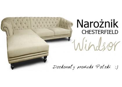 Narożnik Chesterfield Windsor