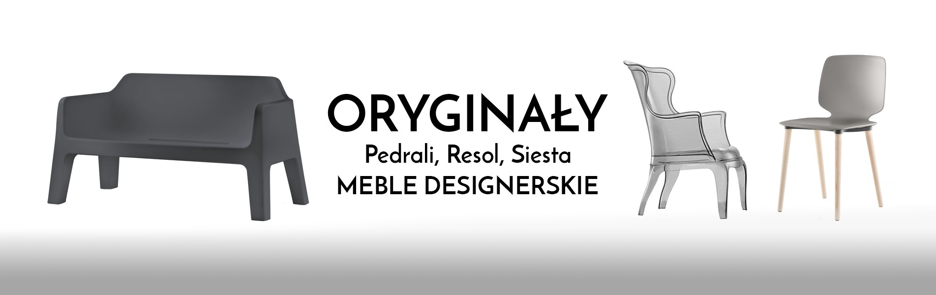 Oryginalne meble designerskie