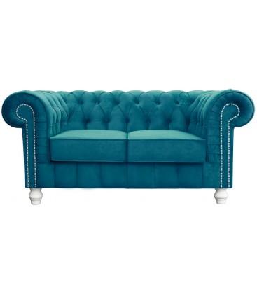 Sofa Chesterfield Lovely 2 os.