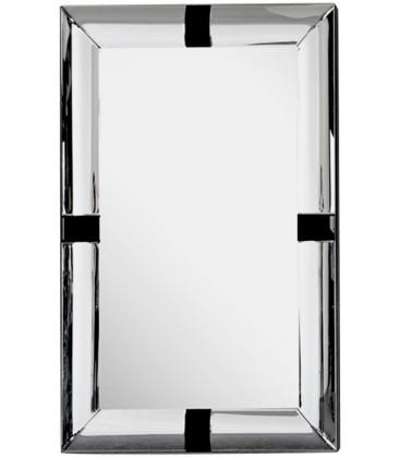Lustro Clasic Black Element 80 cm x 120 cm