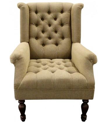 Fotel pikowany Venus