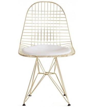 Krzesło Net Gold