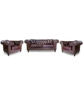 Komplet Chesterfield Bajron