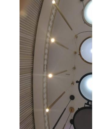 Lampa Organo 120 cm