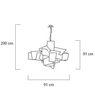 Lampa wisząca Nimbus