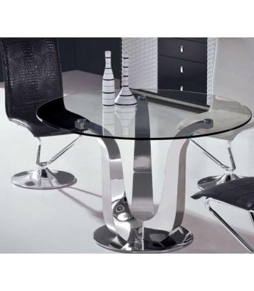 Stół Okrągły Silver I
