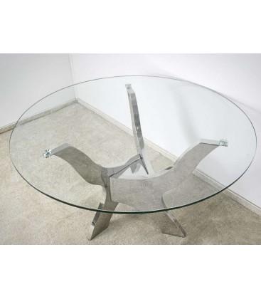 Stół Okrągły Silver II