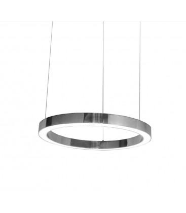 Lampa Ring Srebrna