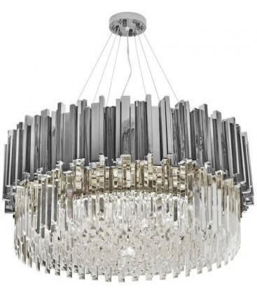 Lampa wisząca IMPERIAL SILVER 80 cm / 60 cm