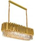 Lampa wisząca IMPERIAL LONG GOLD 90