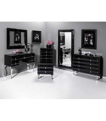 Toaletka Krystalik Dark Black