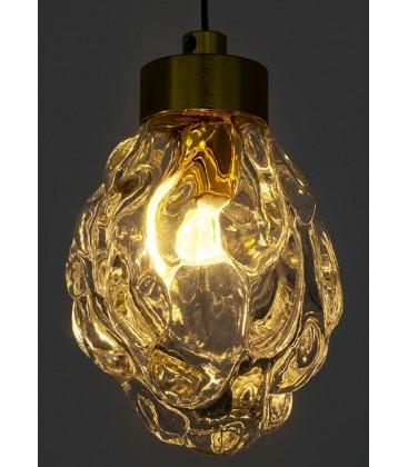 Lampa złota Pebble