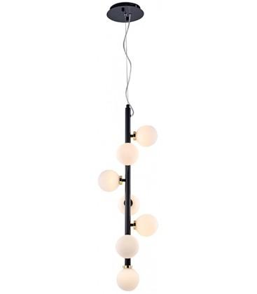 Lampa wisząca Cosmo Vertical Black Moosee