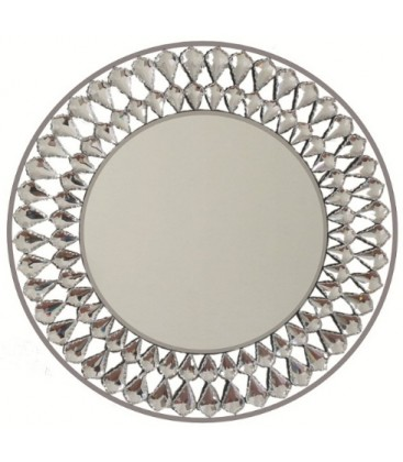 Lustro Seria Diament Okrągłe