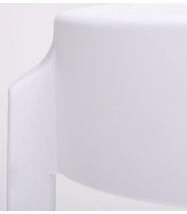 Stołek w stylu Ghost Color