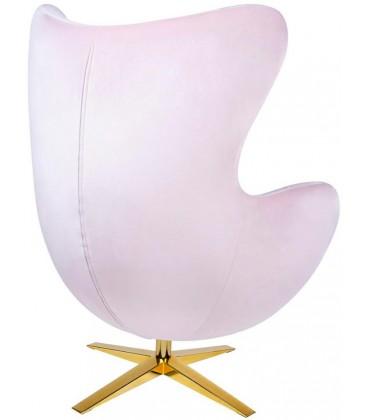 Fotel Egg Szeroki Velvet