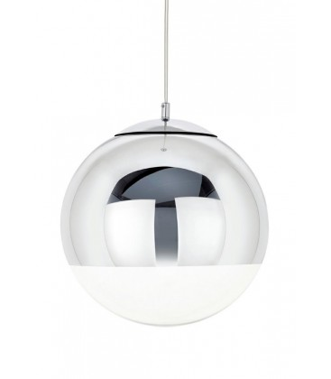 Lampa REFLEX UP Silver Lustrzana