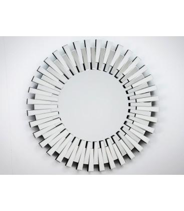 Lustro okrągłe seria Sun II