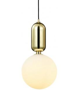 Lampa złota wisząca BOY