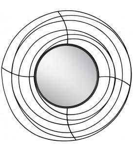 Lustro Okrągłe Seria Wire No.1
