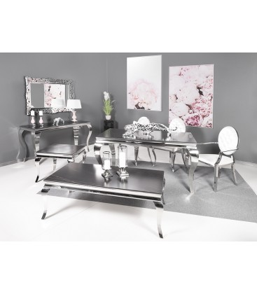 Stół Seria Paris Marmur 150 cm