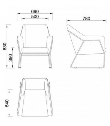 Fotel Fluence II