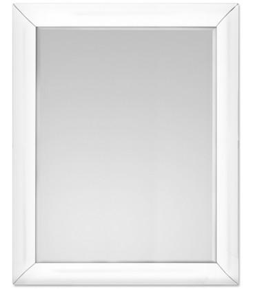 Lustro seria Clasic White 80 cm x 100 cm