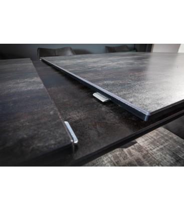 Stół Eternity lawa INVICTA 180 - 225 cm