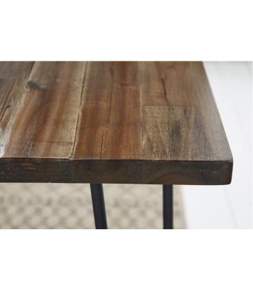 Stół SCORPION Akacja 160 cm INVICTA