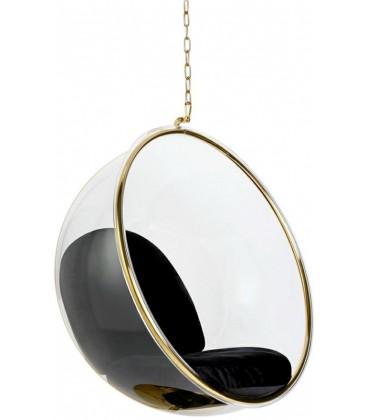 Fotel wiszący Bubble Gold