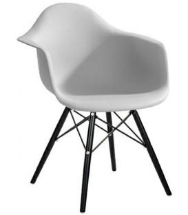 Krzesło DAW BLACK