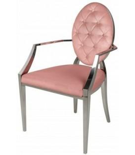 Krzesło Paris Pik z podłokietnikami INVICTA