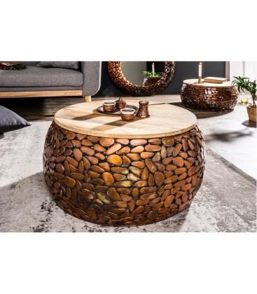 Zestaw Stolików kawowych Stone Mosaic INVICTA