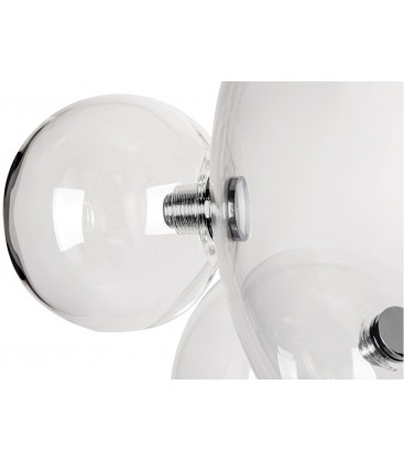 Lampa Capri Disc 3 Chrom