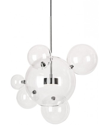 Lampa Capri Line 3 Chrom