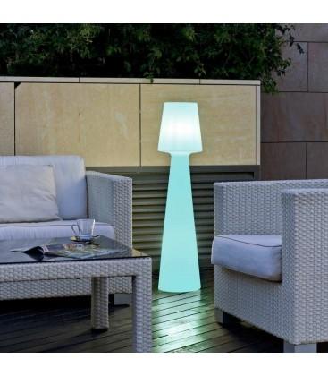 Lampa podłogowa LOLA Garden 110 biała
