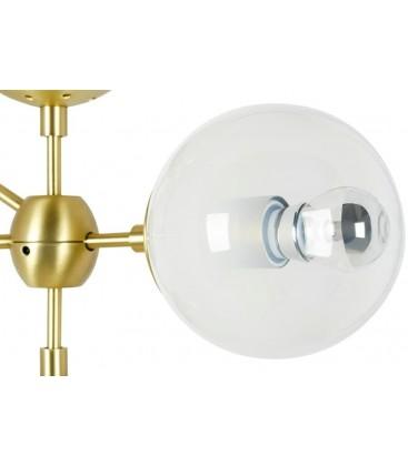 Lampa wisząca Planetario Astrifero 10 Gold