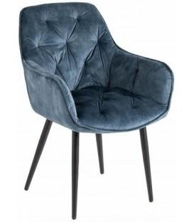 Krzesło Milano Aksamit INVICTA