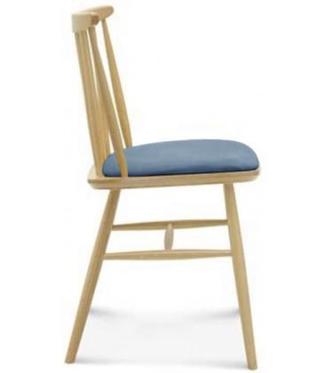 Krzesło Kansas II tapicerowane