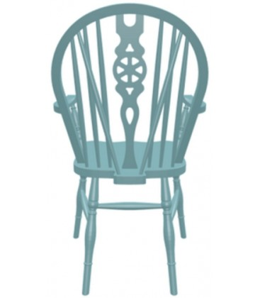 Krzesło Haidi z podłokietnikami