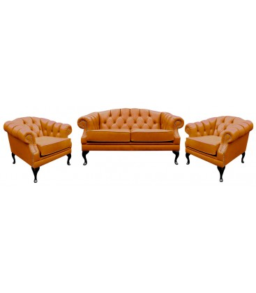 Komplet Chesterfield Rozetta