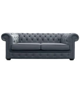 Sofa Chesterfield Elite Skórzana