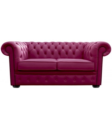 Sofa Chesterfield Elite Skórzana