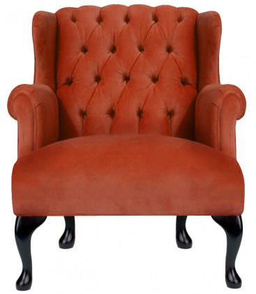 Fotel Chesterfield Ludwika