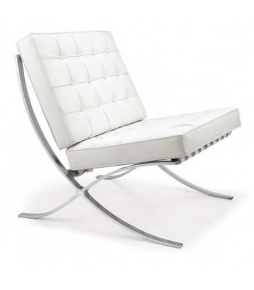 Fotel w stylu Barcelona