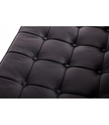 Sofa w stylu Barcelona dwu osobowa