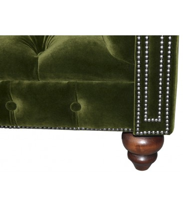 Fotel Chesterfield Milton