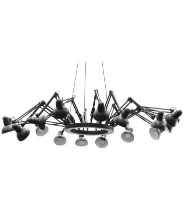 Lampa w stylu Spider